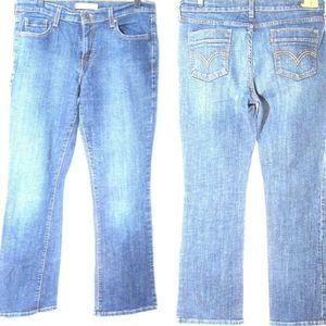 Levi's Jean's 515 boot cut size 10 M